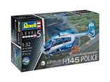Revell 04980 Airbus H145 Police Helicopter 1/32
