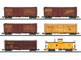 Trix 24914 Güterwagen-Set 6-tlg Union Pacific, H0